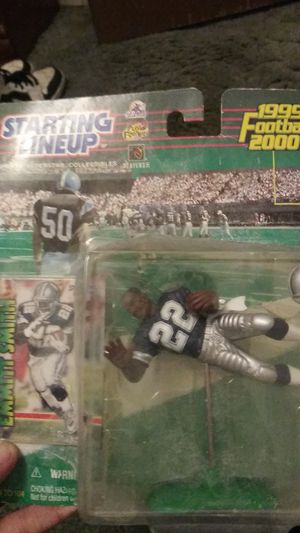 Emmit smith collectable action figure for Sale in Grapevine, TX