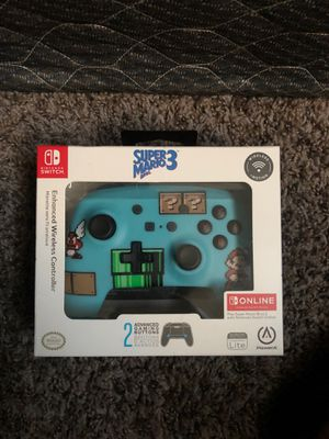 Brand New Wireless Nintendo switch Controller for Sale in Fresno, CA