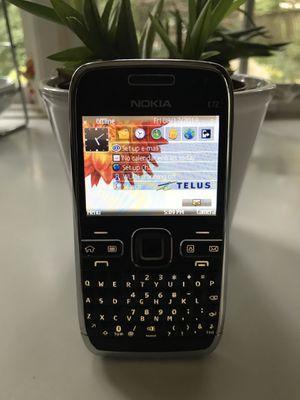 Nokia E-72 Smartphone for Sale in Baltimore, MD