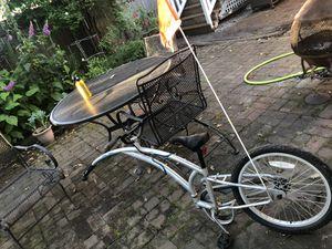 Adams Trailer bike for kids for Sale in Seattle, WA