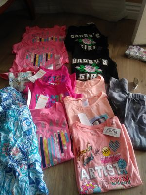 New girl clothes kids for Sale in San Jose, CA