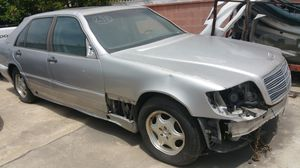 1998 Mercedes-Benz S500 for parts for Sale in Westminster, CA