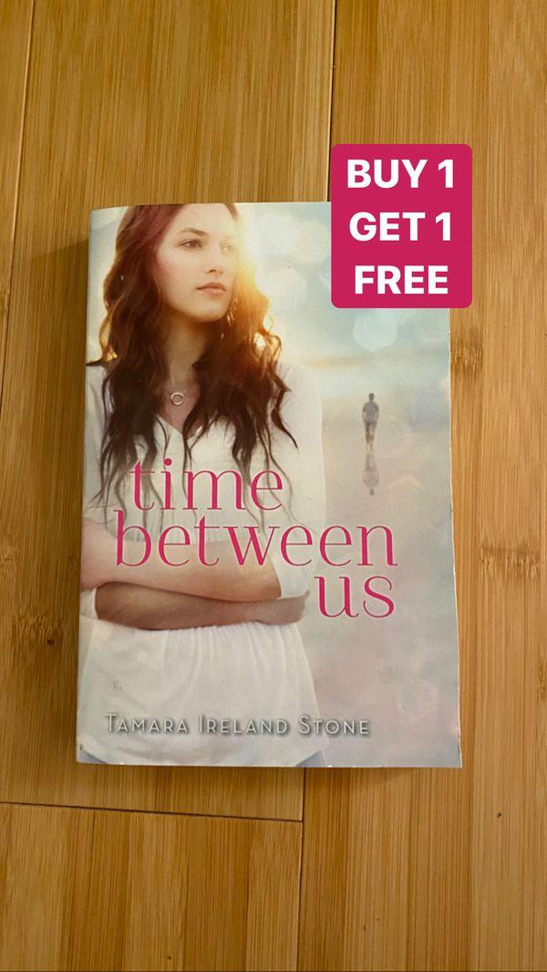 Time Between Us by Tamara Ireland Stone