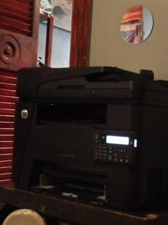 Almost brand new color copier, printer and fax machine for Sale in St. Louis, MO