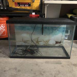 30 Gallon Fish Tank for Sale in Las Vegas, NV