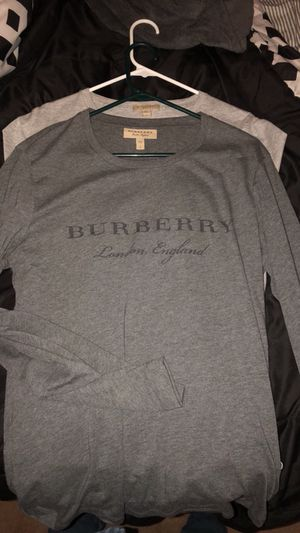 Burberry long sleeve for Sale in Pittsburgh, PA