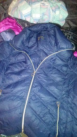 Michael kors plum down jacket for Sale in Kent, WA