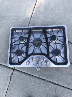 """GE Stove Top - 30"""" for Sale in Rancho Cucamonga, CA"""