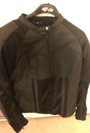 Joe Rocket leather riding jacket for Sale in Alexandria, VA