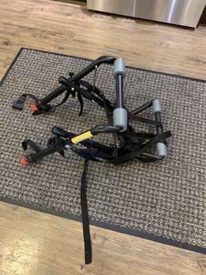 Allen Sports Deluxe 2-Bike Trunk Mount Rack, Model 102DN-R for Sale in Watertown, MA