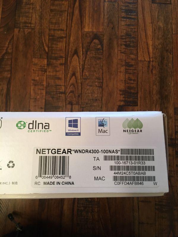 Netgear Wndr4300 Release Date