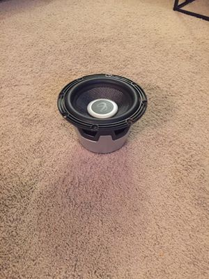 Infinity Kappa 800w 8 inch subwoofer driver for Sale in Tacoma, WA