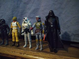 Old vintage Star wars action figures for Sale in Stockton, CA