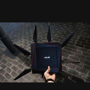 ASUS WiFi Router model AC-5300 (Latest Firmware) for Sale in Miami, FL