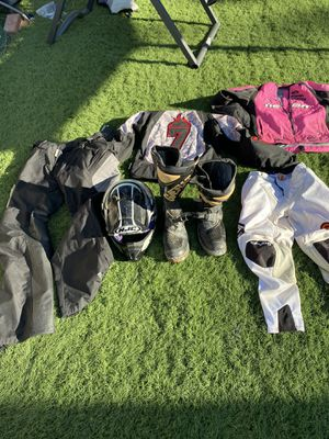 Dirt bike gear for Sale in Los Angeles, CA