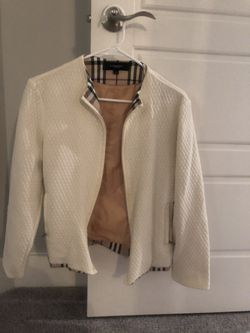 Burberry Jacket Size L for Sale in Franklin,  TN