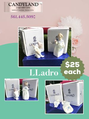 LLadro Collectable Mrs Santa Claus for Sale in Lake Worth, FL