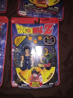 Dragon ball z Majin Vegeta figure for Sale in El Paso, TX