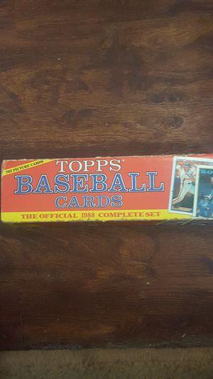 1988 Topps baseball cards for Sale in Longwood, FL