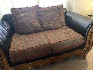 Sofa and love seat for Sale in Birmingham, AL