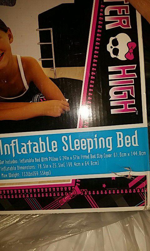 Inflatable Sleeping Bed