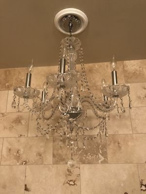 "Crystal Chandelier -26"" for Sale in Dallas, TX"