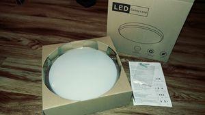 Motion censored LED ceiling lamp, new 🔦 for Sale in Alexandria, VA