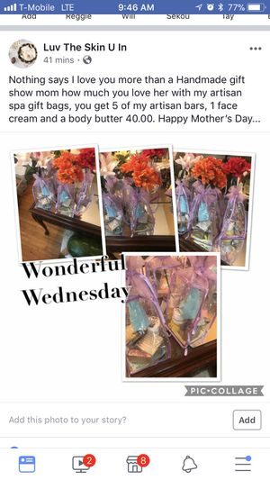 Mother's Day Spa Gift Bags for Sale in Fort Washington, MD