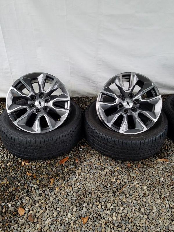 Chevy GMC 20 inch 2020 Wheels