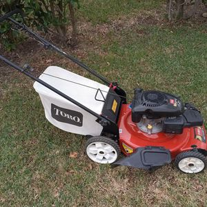Toro 6.75 Kohler Lawn Mower Like New Condition! for Sale in San Antonio, TX
