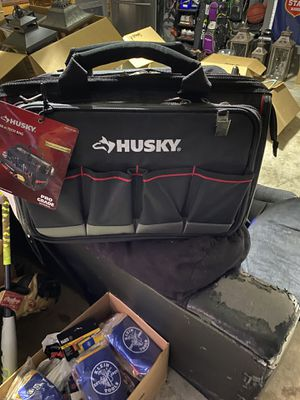 HUSKY TOOL BAG for Sale in Friendswood, TX