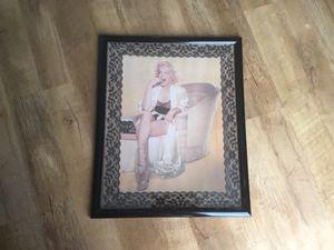 Rare Marilyn Monroe Poster for Sale in Scottsdale, AZ