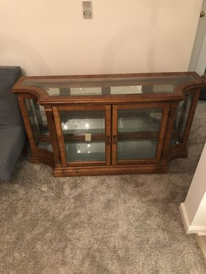 Beautiful China Antique or use for tv for Sale in Alexandria, VA