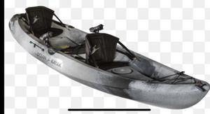 ocean kayak malibu two xl angling grey camo for Sale in Harrisonburg, VA