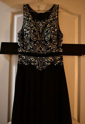 Black prom dress for Sale in Baltimore, MD