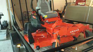 ARIENS Ikon XL 24-HP 60-in ZERO TURN LAWN MOWER! for Sale in Houston, TX