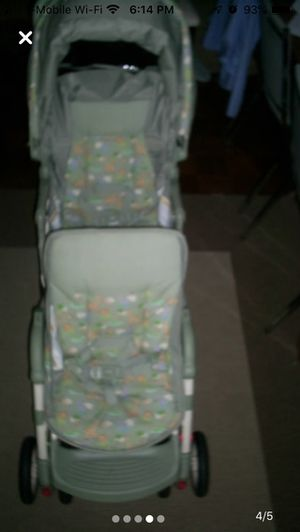 """Graco """"Double""""Baby Stroller for Sale in Stone Mountain, GA"""
