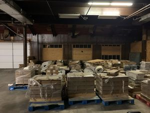 Tons of flooring and tile for Sale in Tulsa, OK