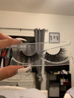 3D mink lashes for Sale in Stockton, CA