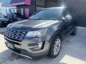 2017 Ford Explorer limited fully loaded back up camera CLEAN TITLE *****************$16997 a/f for Sale in Hollywood, FL