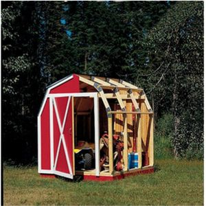 Shed building kit for Sale in El Dorado, KS