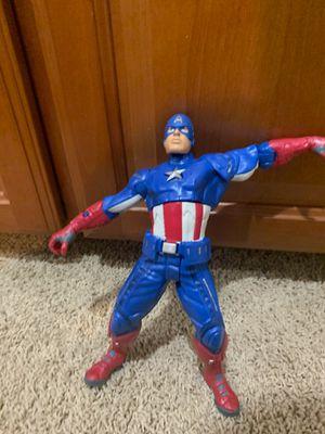 Captain America figure for Sale in Renton, WA