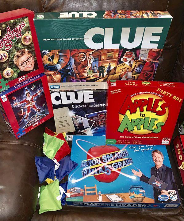 Kids & Adult Board Games