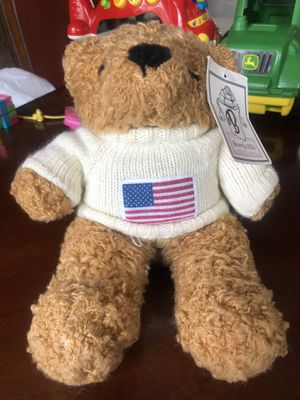 "Beverly Hills teddy bear 9"" plush for Sale in Miami, FL"