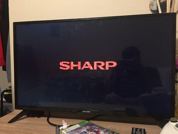 "Sharp TV 32"" Inch"