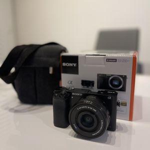 Sony a6000 Camera for Sale in Delray Beach, FL
