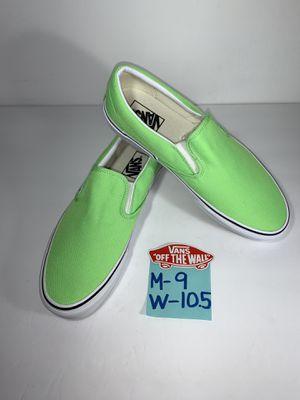 VANS UA Classic Slip-On (Neon) for Sale in Pico Rivera, CA