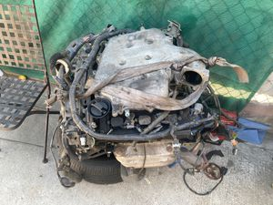 2004 g35 engine parts and harness for Sale in Los Angeles, CA