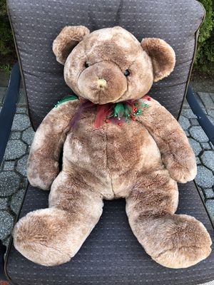 Cute large teddy bear for Sale in Franklin Square, NY