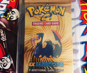 Pokemon ex Sandstorm for Sale in Brea, CA